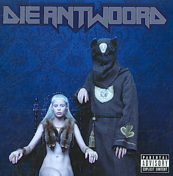 $O$ BY DIE ANTWOOD (CD)
