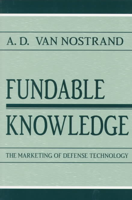 Fundable Knowledge By Nostrand, A. D. Van
